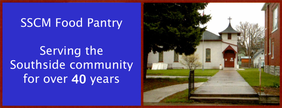 SSCM Food Pantry - Home